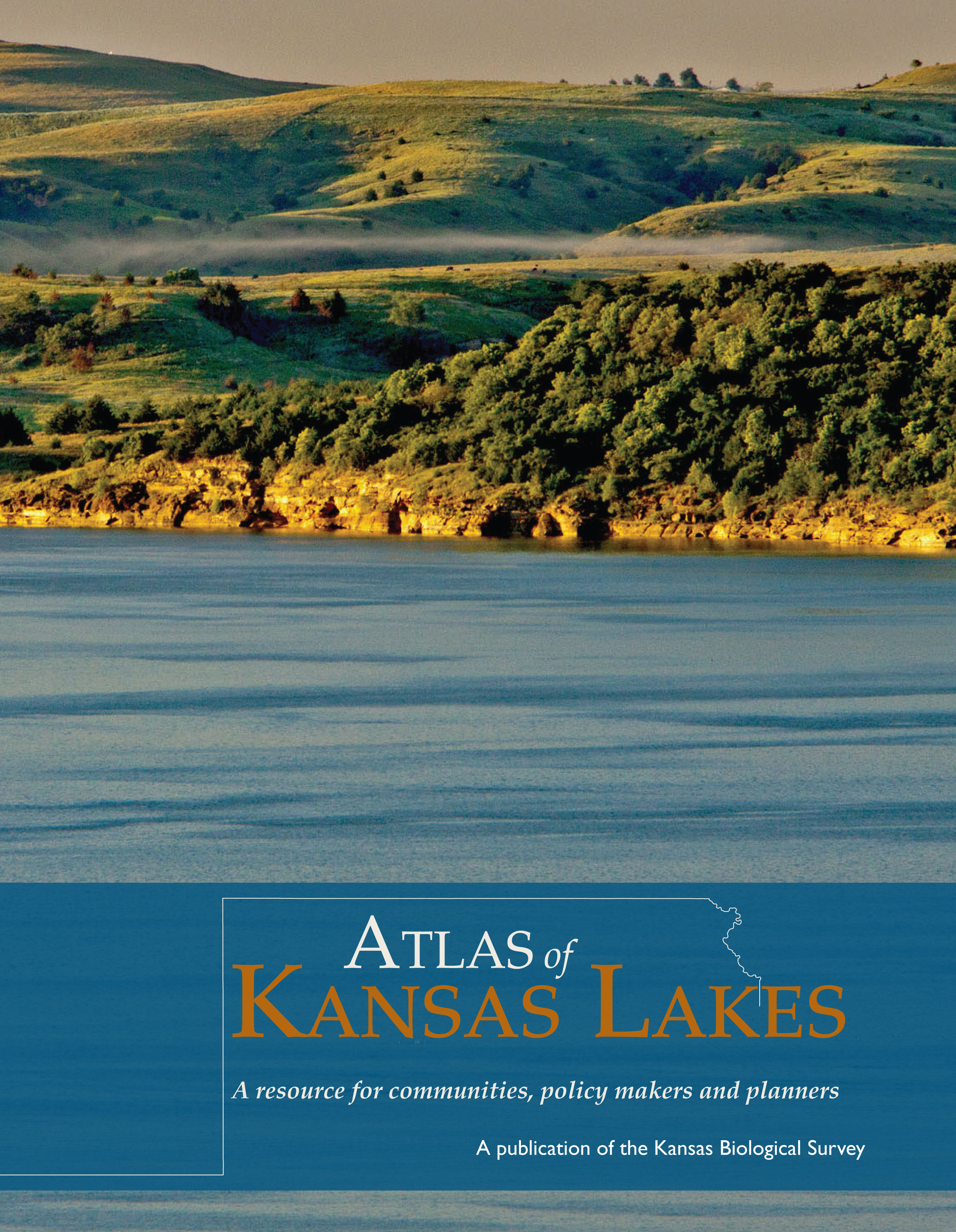 Atlas Of Kansas Lakes